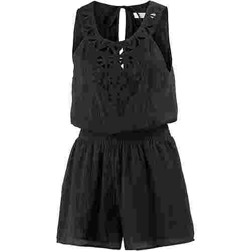 Seafolly Palm Beach Jumpsuit Damen black