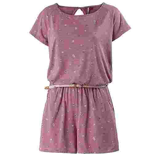 Ragwear MELVILLE Jumpsuit Damen pink