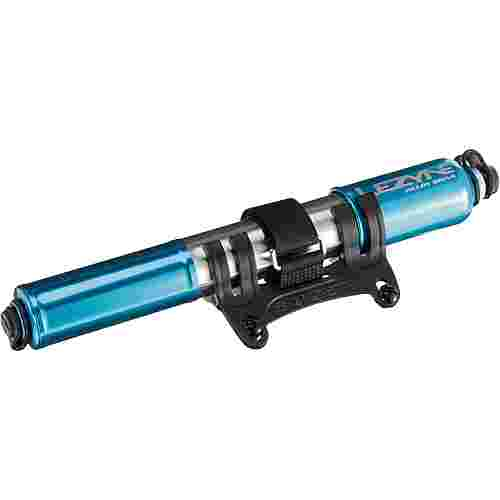 Lezyne Alloy drive Medium Fahrradpumpe blau