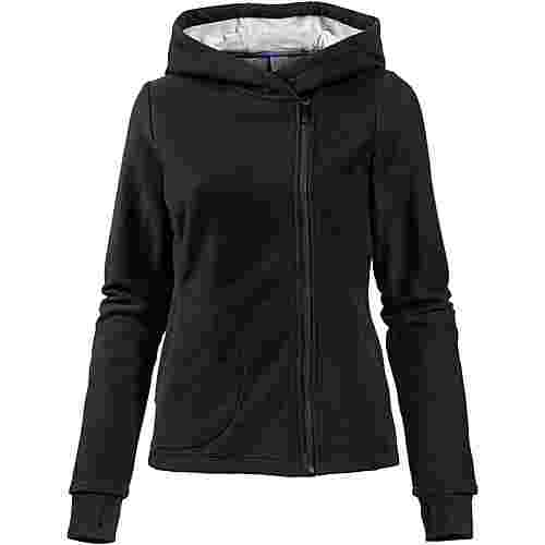 Bench Strickfleece Damen black beauty