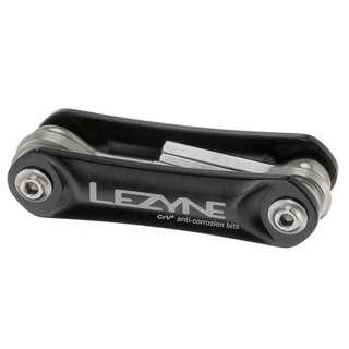 Lezyne Rap-6 Werkzeug schwarz