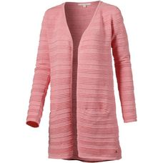 TOM TAILOR Strickjacke Damen dusty-rose-pink