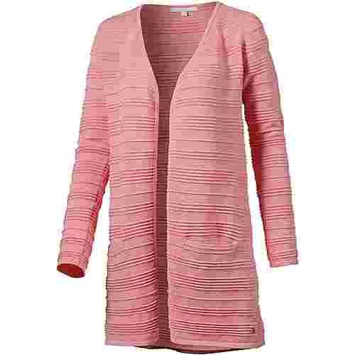 TOM TAILOR Strickjacke Damen dusty-rose-pink