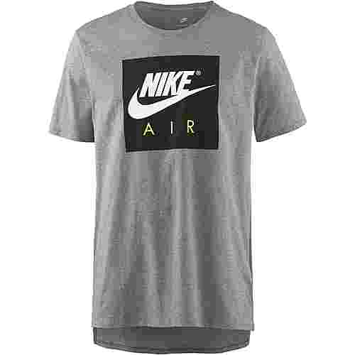 Nike T-Shirt Herren carbon heather