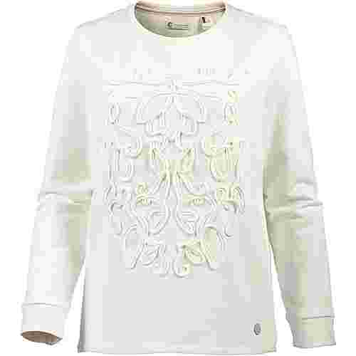 O'NEILL LACE DETAIL CREW Sweatshirt Damen powder white