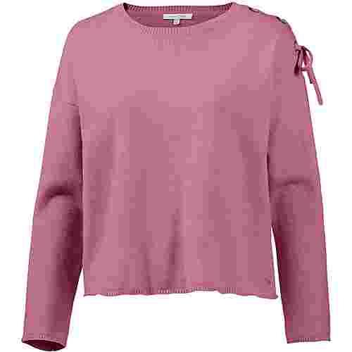 tom tailor strickpullover damen dusty rose pink im online shop von sportscheck kaufen. Black Bedroom Furniture Sets. Home Design Ideas