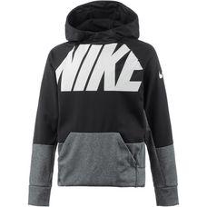 Nike Hoodie Kinder black-carbon