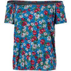 Blutsgeschwister T-Shirt Damen mountain flower