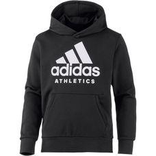 adidas SID Branded Hoodie Herren black