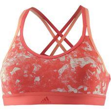 adidas All Me Sport-BH Damen chalk pearl