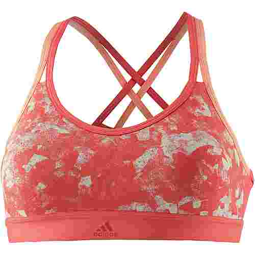 adidas All Me Sport-BH Damen chalk pearl