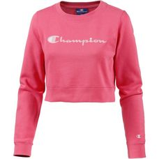 CHAMPION Sweatshirt Damen pink