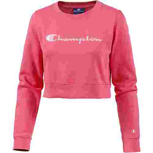 CHAMPION Sweatshirt Damen pink