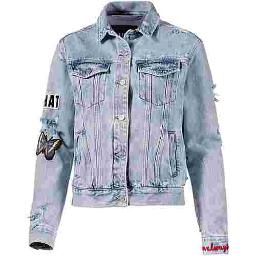 LTB Jeansjacke Damen averina wash