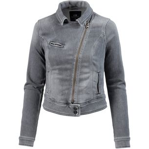 LTB Bikerjacke Damen thunder cloud wash
