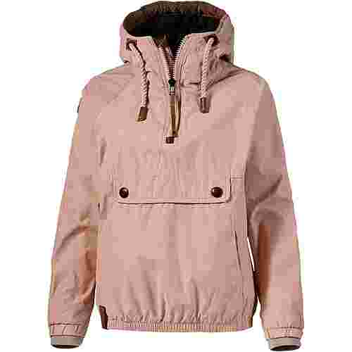 Naketano Kapuzenjacke Damen dusty-pink