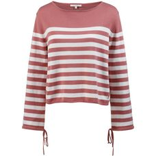 TOM TAILOR Strickpullover Damen blush-rose