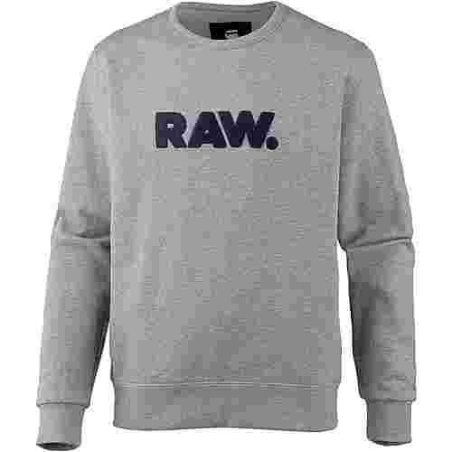 G-Star Sweatshirt Herren grey heather