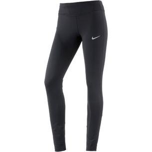 Nike Power Racer Lauftights Damen black-black-reflective silver