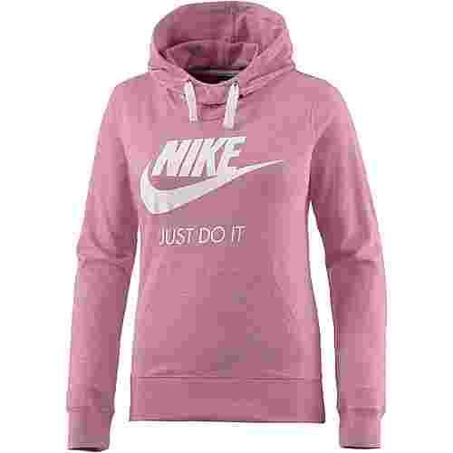 Nike Gym Vintage Hoodie Damen elemental pink-sail
