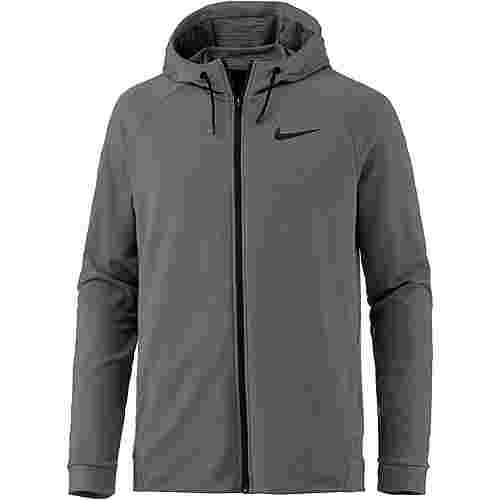 Nike Dry Trainingsjacke Herren gunsmoke-black-vast-grey-black