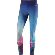 O'NEILL HIGH RISE Leggings Damen BLUE AOP W/ PINK-PURPLE