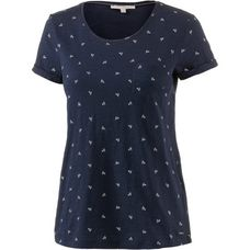 TOM TAILOR T-Shirt Damen sky captain blue