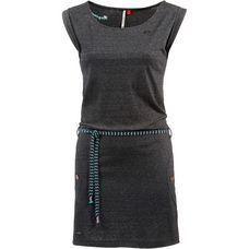 Ragwear Jerseykleid Damen black