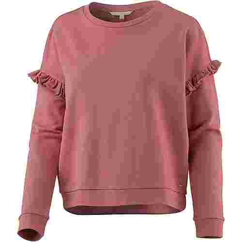 TOM TAILOR Sweatshirt Damen dusty-rose-pink