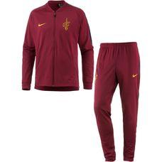 Nike CLEVELAND CAVALIERS Trainingsanzug Herren TEAM RED/COLLEGE NAVY/UNIVERSITY GOLD