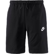 Nike NSW AV15 Sweathose Herren black-black-white