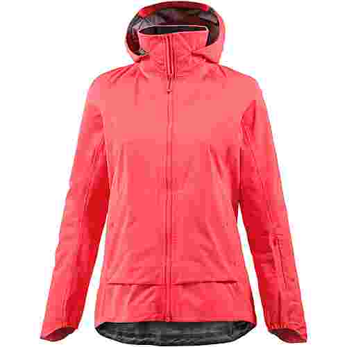 GORE® WEAR Trail Fahrradjacke Damen lumi orange