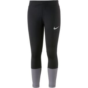 Nike Tights Kinder black