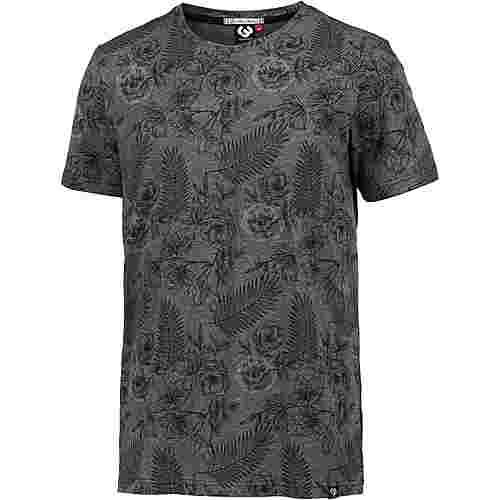 Ragwear LUKA T-Shirt Herren black