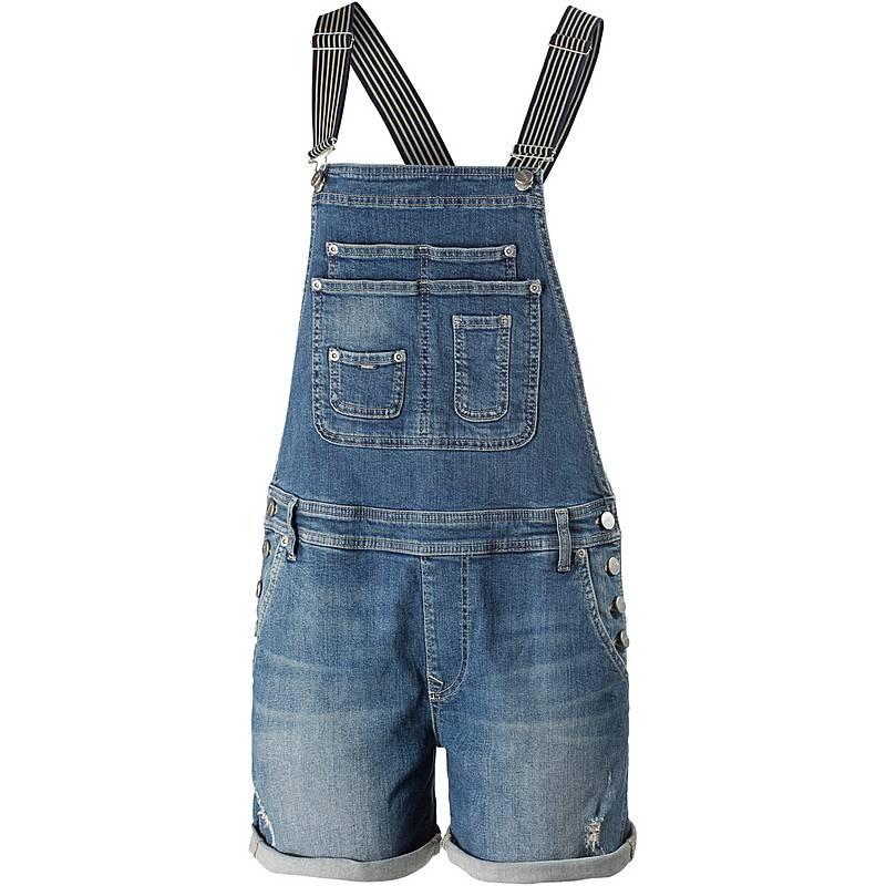 damen jeans latzhose
