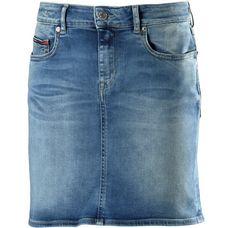 Tommy Jeans Jeansrock Damen FLORIDA LIGHT BLUE STRETCH