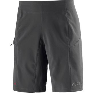 GORE® WEAR C3 TRAIL SHORTS Fahrradshorts Damen terra grey