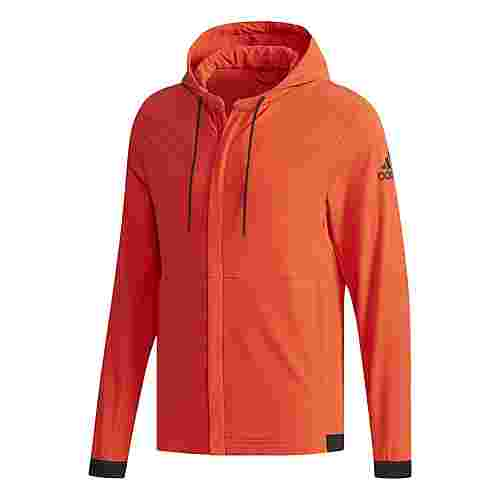 adidas Trainingsjacke Funktionsjacke Herren Hi-Res Red
