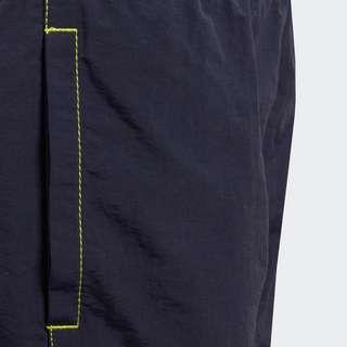 adidas Solid Badeshorts Funktionsshorts Kinder Blau