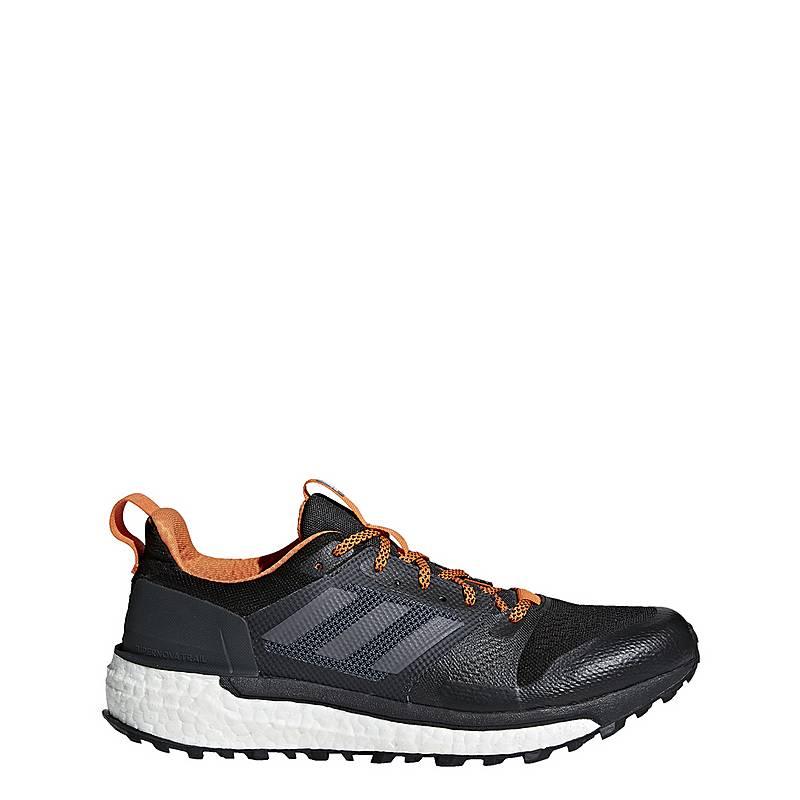 more photos 99705 86d8e adidasSupernova Trail Mountain Running SchuheHerren Carbon Core Black Orange