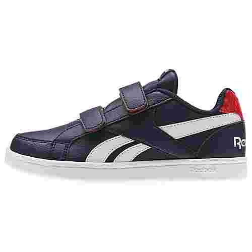 Reebok Royal Prime ALT Sneaker Kinder Navy/Primal Red/White