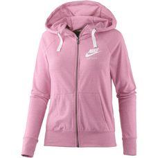 Nike Gym Vintage Sweatjacke Damen elemental pink-sail