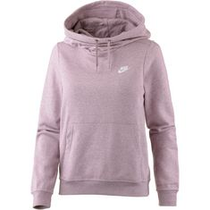 Nike Hoodie Damen elemental rose-heather-elemental rose