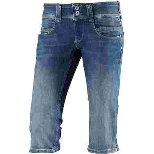 Pepe Jeans Jeansshorts Damen denim