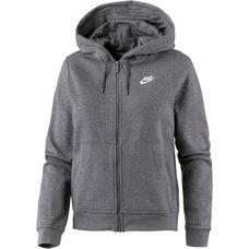 Nike Sweatjacke Damen charcoal heather-charcoal heather-dark grey