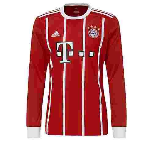 adidas FC Bayern München Fußballtrikot Herren Fcb True Red/White