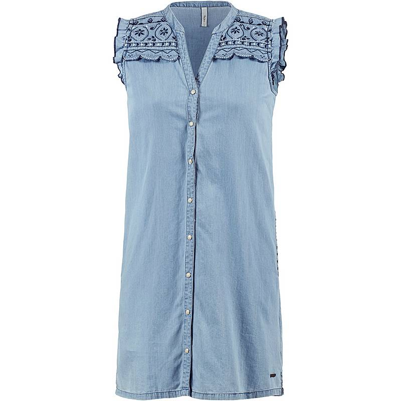 e9904dbd2971 Pepe Jeans Jeanskleid Damen blue im Online Shop von SportScheck kaufen