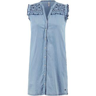 Pepe Jeans Jeanskleid Damen blue