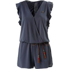 Khujo Jumpsuit Damen mid blue