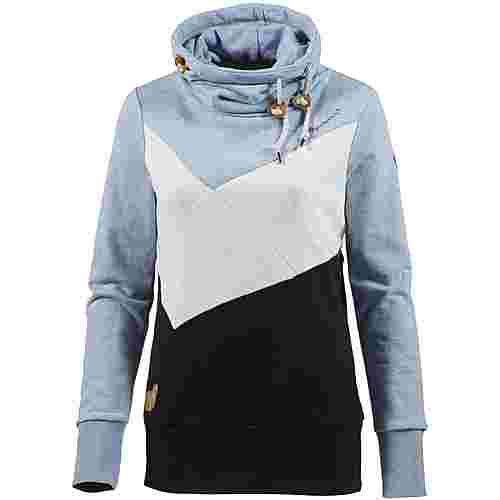 Ragwear VIOLA BLOCK Sweatshirt Damen blue